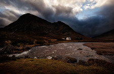 The brooding magnificence of Glencoe