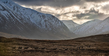Journey Through Glen Etive