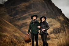Adventures in Glencoe - Nonchalant Fashion Campaing