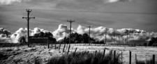 Electricity Lines, Caithness