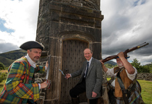 Glenfinnan Monument Re-opening
