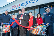 Tesco New Store Opening