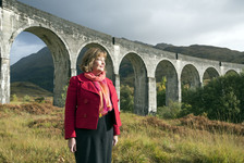 PR Photography for The Scottish Government at Glenfinnan Viaduct
