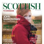 Scottish Woman Magazine Cover photograph by Gavin Macqueen