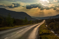 The Sun-Kissed Road (to Ardnarmurchan)